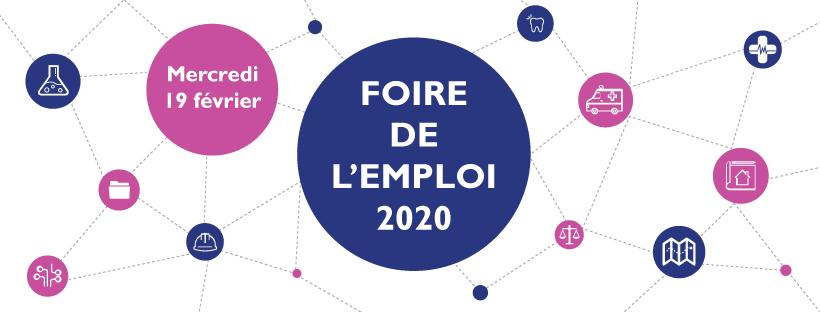 Foire de l'emploi 2020